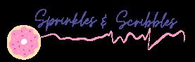 Sprinkles + Scribbles logo